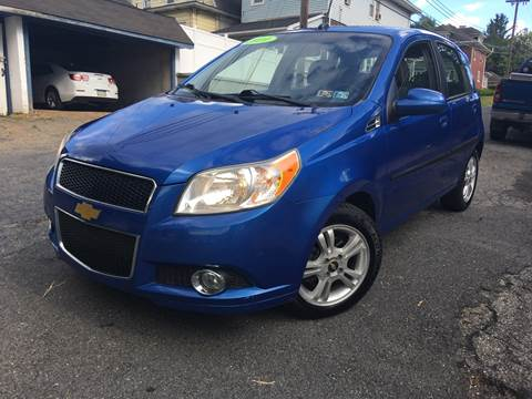 2010 Chevrolet Aveo for sale at Keystone Auto Center LLC in Allentown PA