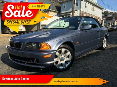 2000 BMW 3 Series for sale at Keystone Auto Center LLC in Allentown PA