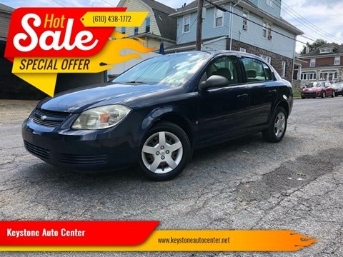 2008 Chevrolet Cobalt for sale at Keystone Auto Center LLC in Allentown PA