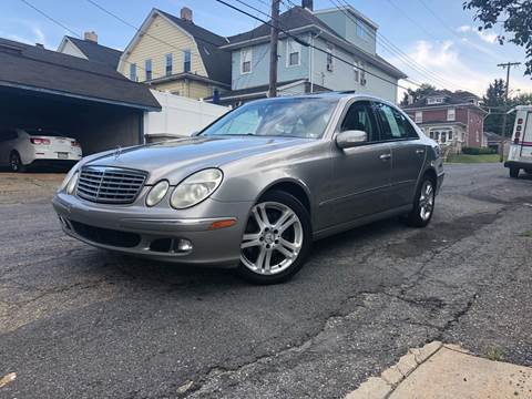 2006 Mercedes-Benz E-Class for sale at Keystone Auto Center LLC in Allentown PA