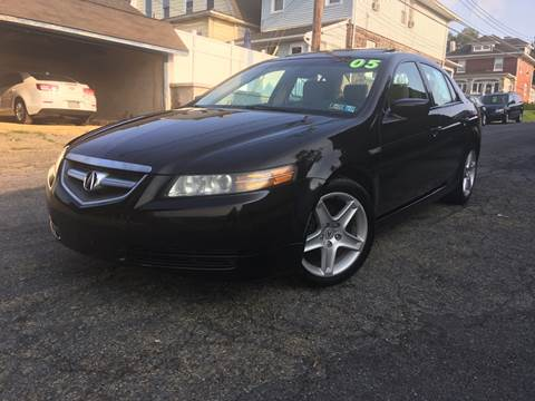 2005 Acura TL for sale at Keystone Auto Center LLC in Allentown PA