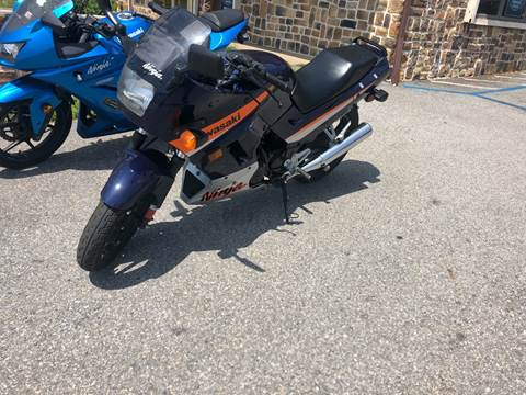 2005 Kawasaki EX250 for sale in Allentown, PA