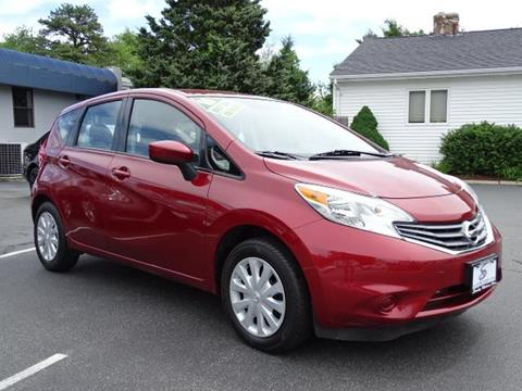 2016 Nissan Versa Note for sale in Coventry, RI