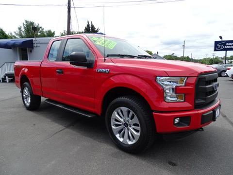 2016 Ford F-150 for sale in Coventry, RI