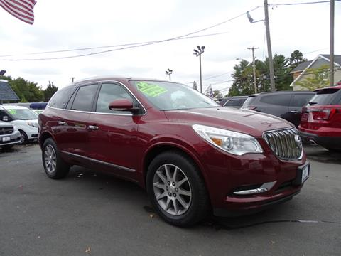Used Buick Enclave For Sale >> 2016 Buick Enclave For Sale In Coventry Ri