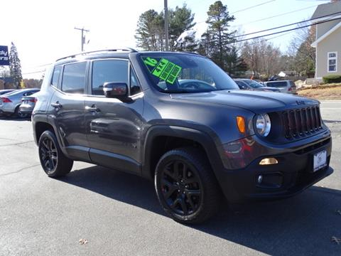 Used Suv For Sale In Ri >> 2016 Jeep Renegade For Sale In Coventry Ri