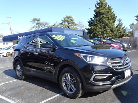 2017 Hyundai Santa Fe Sport for sale in Coventry, RI