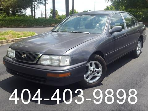 1996 Toyota Avalon for sale in Fayetteville, GA