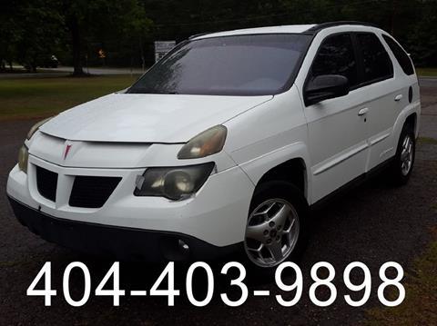 2003 Pontiac Aztek for sale in Fayetteville, GA