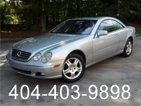 2002 Mercedes-Benz CL-Class for sale in Fayetteville, GA