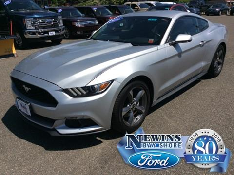 2016 Ford Mustang for sale in Bay Shore, NY