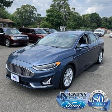 2019 Ford Fusion Energi for sale in Bay Shore, NY