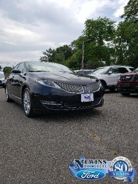 2016 Lincoln MKZ for sale in Bay Shore, NY