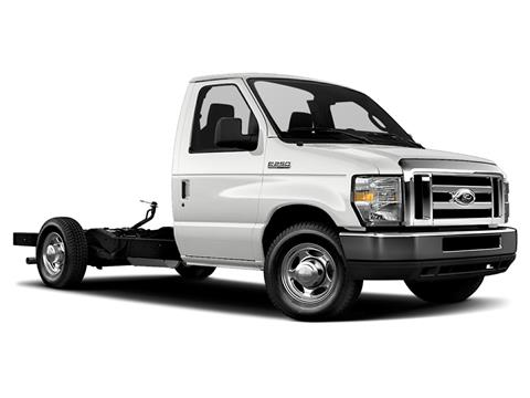 2015 Ford E-Series Chassis for sale in Bay Shore, NY
