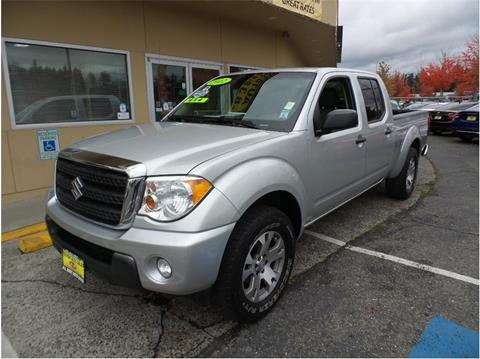 2012 Suzuki Equator for sale in Federal Way, WA