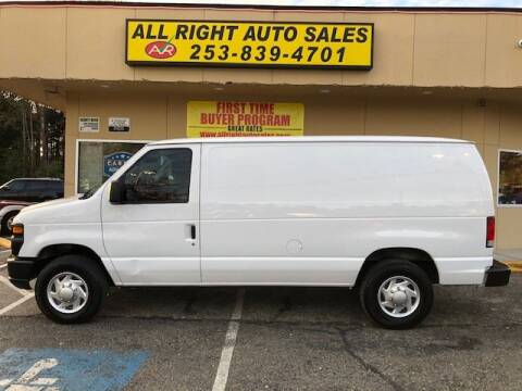 2014 Ford E-Series Cargo for sale in Federal Way, WA