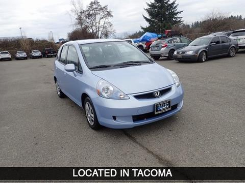 2008 Honda Fit for sale in Tacoma, WA