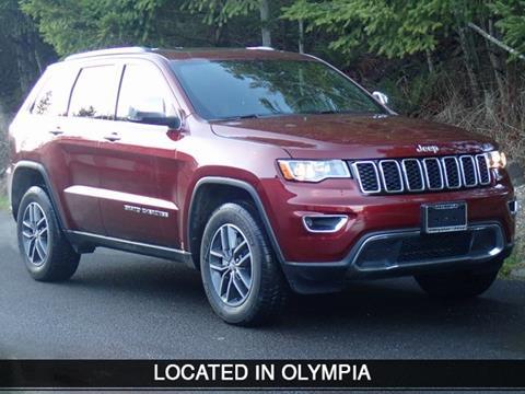 2018 Jeep Grand Cherokee for sale in Olympia, WA