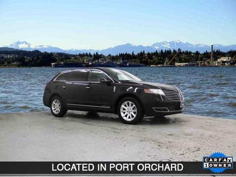 2017 Lincoln Mkt Town Car For Sale Carsforsale Com