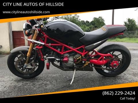 2007 Ducati Monster S4RS for sale in Hillside, NJ
