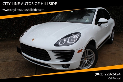 2017 Porsche Macan for sale in Hillside, NJ