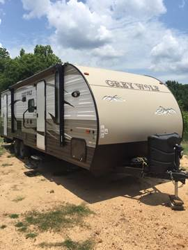 2015 SALE/RENT!!!!  Forest River Grey Wolf Limited 26DBH for sale at S & R RV Sales & Rentals, LLC in Marshall TX
