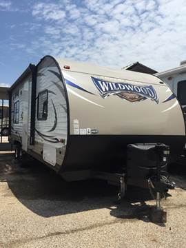 2017 SALE/RENT!!!  Wildwood X Lite  241QBXL for sale at S & R RV Sales & Rentals, LLC in Marshall TX