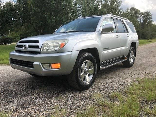 2003 Toyota 4Runner For Sale At Atlantic Auto Sales In Conway SC