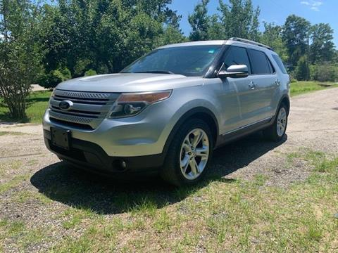 2011 Ford Explorer for sale in Conway, SC
