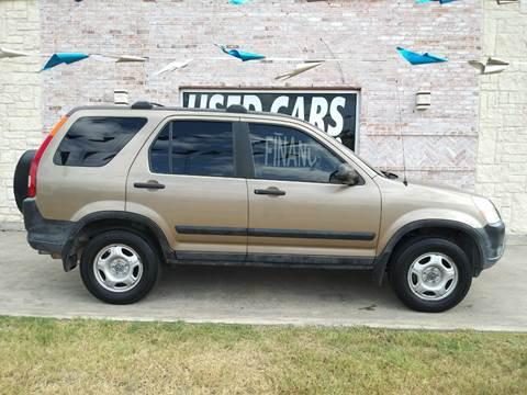 2002 Honda CR-V for sale in Fort Worth, TX