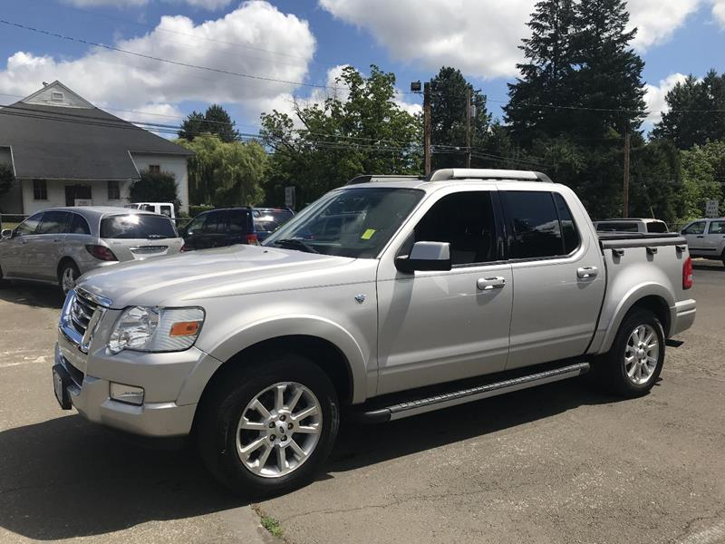 2007 Ford Explorer Sport Trac Limited In Lafayette Or Forest