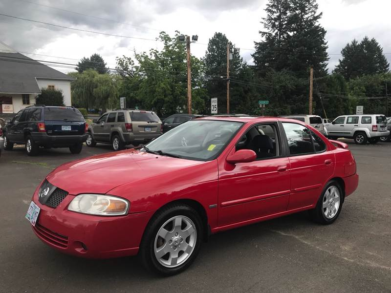 2005 Nissan Sentra For Sale At Forest Grove Auto Broker In Lafayette OR