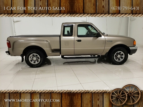 2003 Ford Ranger for sale in Peachtree Corners, GA