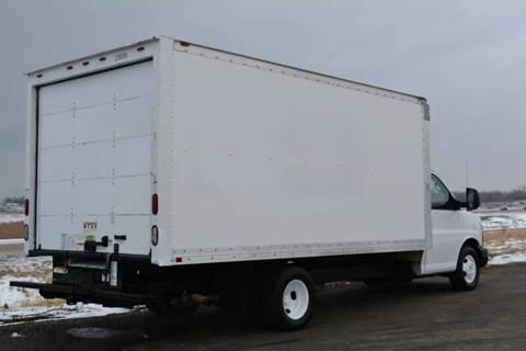 2012 GMC C/K 3500 Series