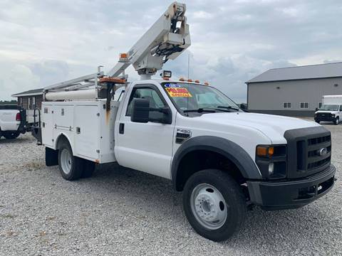 2008 Ford F-450 Super Duty for sale in Lake Village, IN