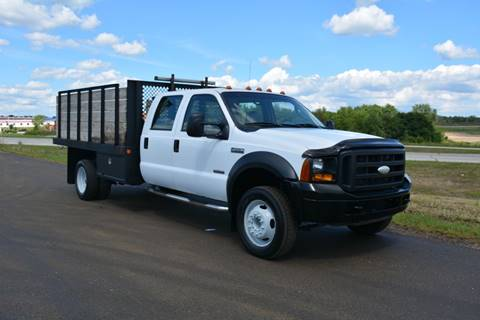 2006 Ford F-450 Super Duty for sale in Lake Village, IN