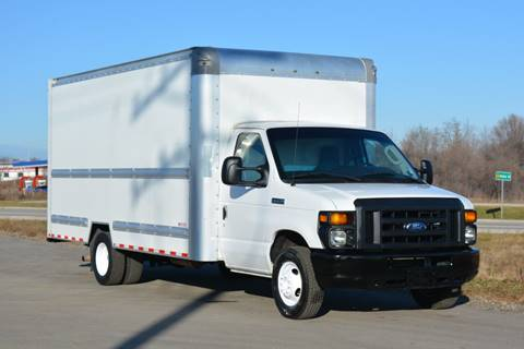 2016 Ford E-350 for sale at Signature Truck Center in Lake Village IN
