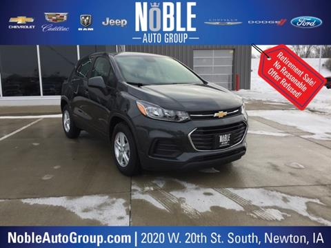 2019 Chevrolet Trax for sale in Newton, IA