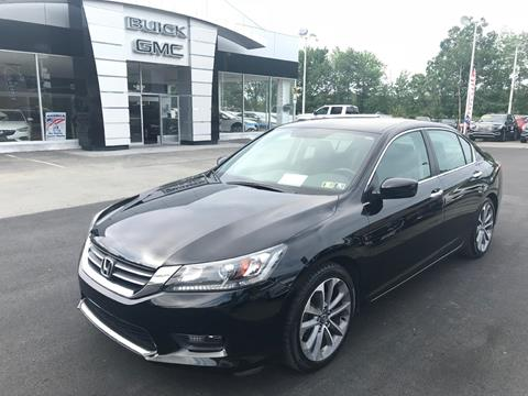 2014 honda accord for sale in pennsylvania. Black Bedroom Furniture Sets. Home Design Ideas