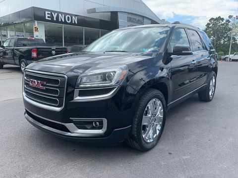 2017 GMC Acadia Limited for sale in Eynon, PA