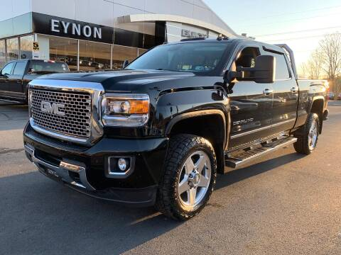 2015 GMC Sierra 2500HD for sale in Eynon, PA