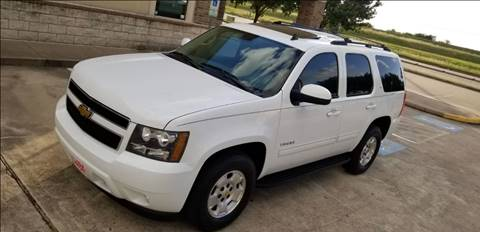 2012 Chevrolet Tahoe for sale at America's Auto Financial in Houston TX
