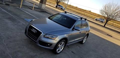2010 Audi Q5 for sale at America's Auto Financial in Houston TX