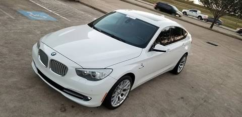 2010 BMW 5 Series for sale at America's Auto Financial in Houston TX