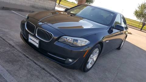 2011 BMW 5 Series for sale at America's Auto Financial in Houston TX