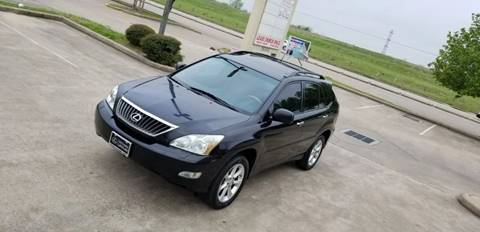 2008 Lexus RX 350 for sale at America's Auto Financial in Houston TX