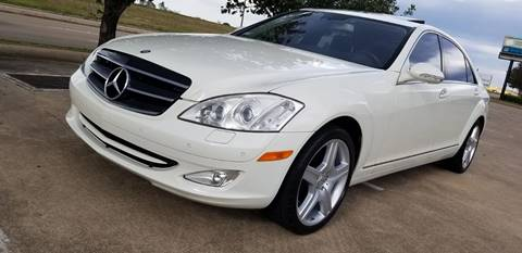 2008 Mercedes-Benz S-Class for sale at America's Auto Financial in Houston TX
