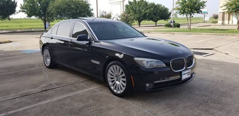 2009 BMW 7 Series 750Li In Houston TX - America\'s Auto Financial