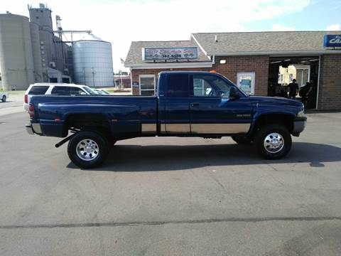 Dodge 3500 For Sale >> Dodge Ram Pickup 3500 For Sale In Wilmington Oh West End Auto