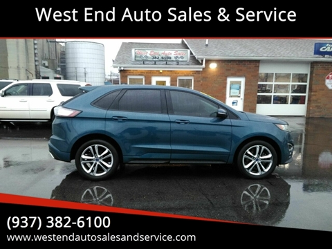 2016 Ford Edge for sale in Wilmington, OH